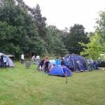 Zeltlager Plötzky