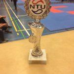 Pokal 1. Platz NTU